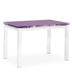 Стол обеденный AVANTI MIX-2 (110) LILAC (лиловый)