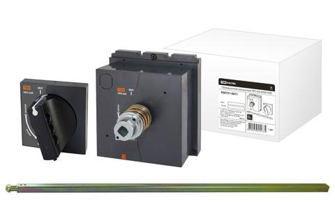 Привод ручной поворотный ПРП-630 ВА89 TDM
