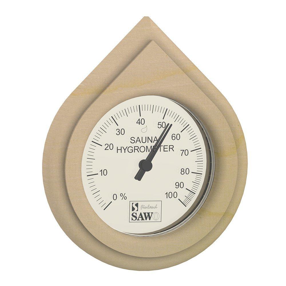 Термометры и гигрометры: Гигрометр SAWO 250-НР