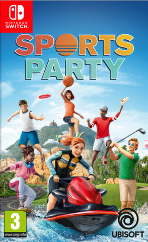 NS: Sports Party (русская версия)