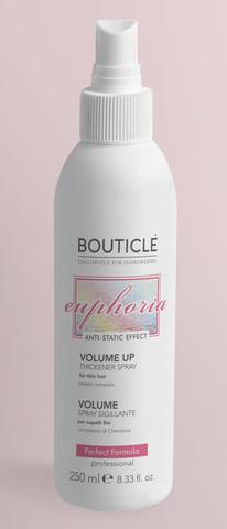 Спрей уплотнитель для придания объема с антистатическим эффектом - Bouticle Volume up Thickener Spray 250 мл