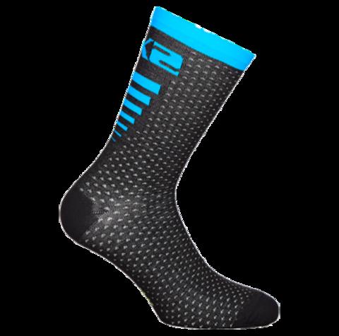 Sixs, Теплые термо-носки с мериносом ARROW, синий