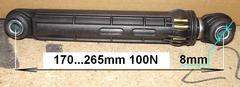 Амортизатор  (втулка 8x24mm) BOSCH