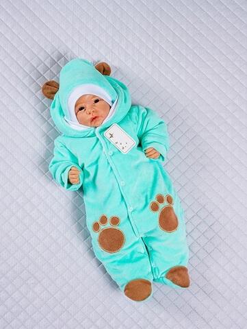 Комбинезон Little Bear ментол