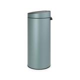 Мусорный бак Touch Bin New (30 л), Мятный металлик, арт. 115424 - превью 3