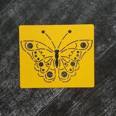 Трафарет №7 Бабочка
