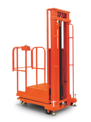 Сборщик заказов с электроподъемом 200 кг 3,3 м TOR GOPY3302