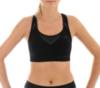 Женский спортивный топ для фитнеса Brubeck Thermo (CR10070) черный фото