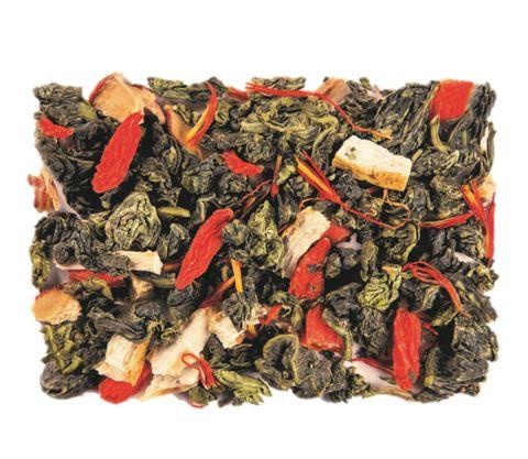 Зеленый чай для женского здоровья