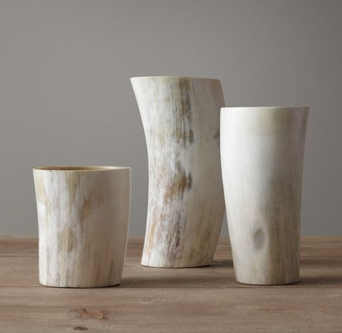 African Horn Vase Collection
