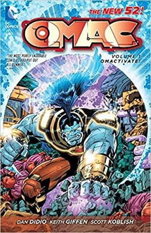 OMAC Vol.1: OMACTIVATE TPB