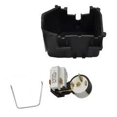 Реле пускозащитное  РКТ 6 для компрессора к холодильнику Атлант 64114901605