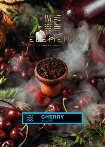 ELEMENT CHERRY (ВИШНЯ) ВОДА 40г