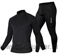 Комплект термобелья с ветрозащитой Noname Arctos WS 16 Underwear