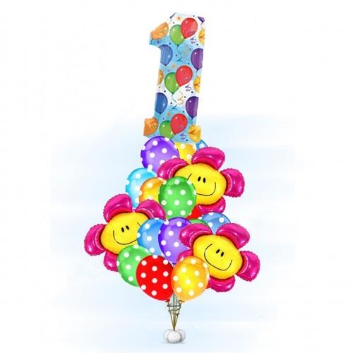 Композиции из шаров Букет Весенний День рождения buket-vesennii-den-rozhdeniya-500x500.jpg