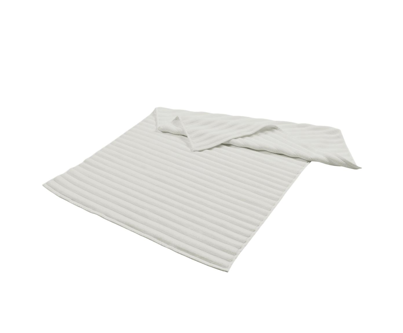 Элитный коврик для ванной Sultan белый от Hamam