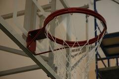 Кольцо баскетбольное №7 (усиленное двойное).