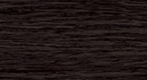 Угол для плинтуса К55 Идеал Комфорт венге черный 302 торцевой пара