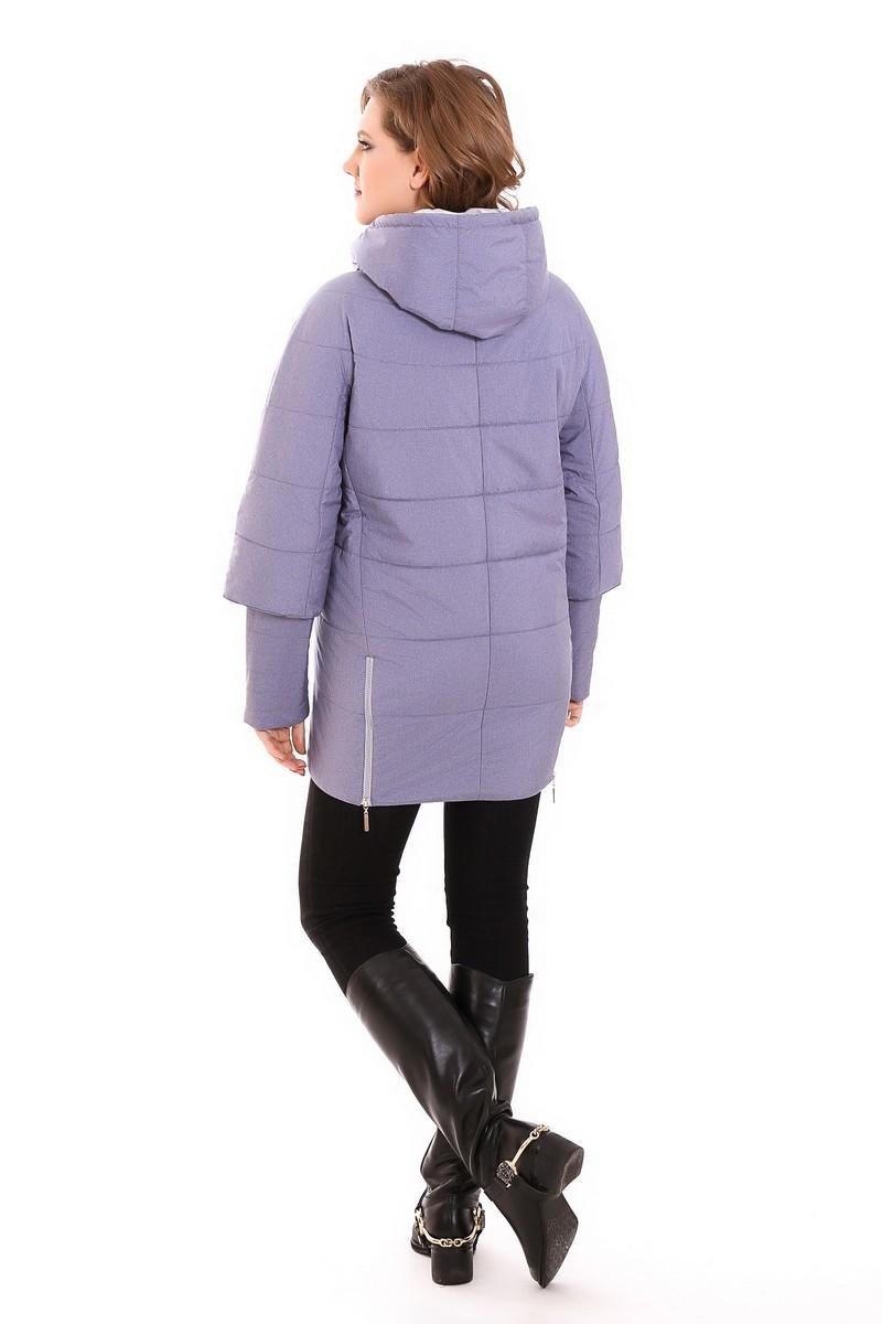 Куртка 08401 серый