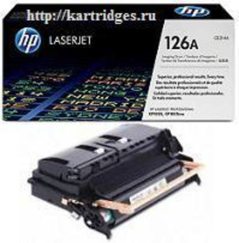 Картридж Hewlett-Packard (HP) CE314A №126A