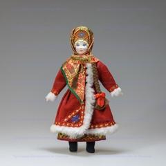 Кукла Зимушка
