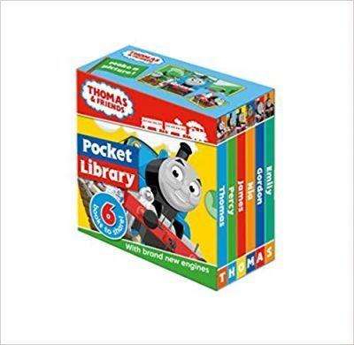 Kitab Thomas & Friends: Pocket Library   Egmont Publishing UK