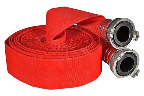 Рукав пожарный  150-1,2-М-УХЛ1 с головками ГР-150ал