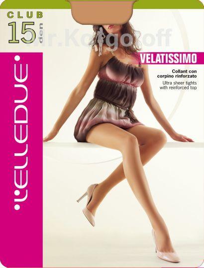 Колготки L'Elledue Club 15