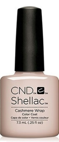 UV Гелевое покрытие CND Shellac Cashmere Wrap 7.3мл