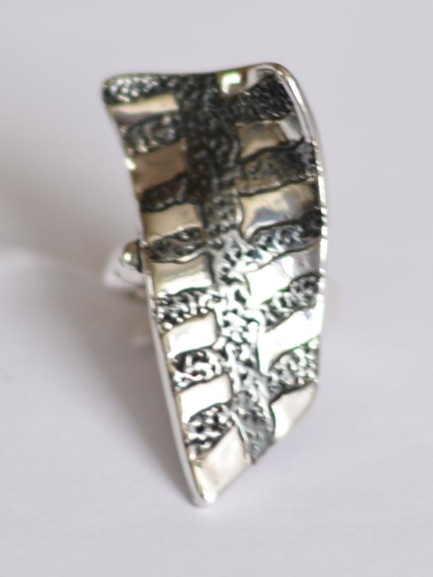 Ковер (кольцо из серебра)