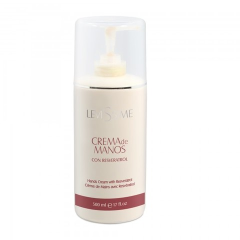 Levissime Hands Cream Resveratrol 500 ml