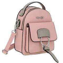 Рюкзак Dispacci розовый