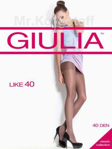 Колготки Giulia Like 40