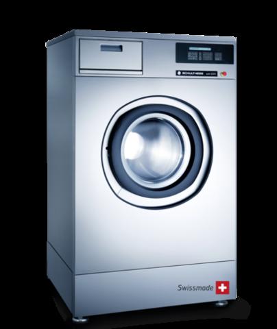 Индустриальная стиральная машина высшего класса Schulthess Spirit Industrial WMI 220