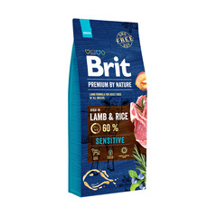 Brit Premium Sensitive Lamb & Rice 15 kg