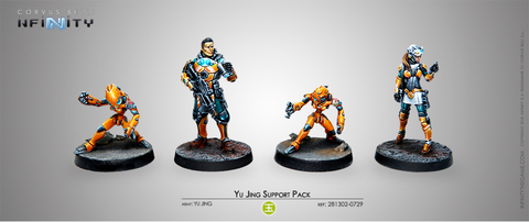 Yu Jing Support Pack (2018)