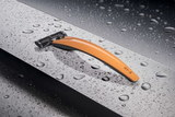 Бритва Bolin Webb R1-S, оранжевая, Gillette Mach3 (BW R1-S ORA)