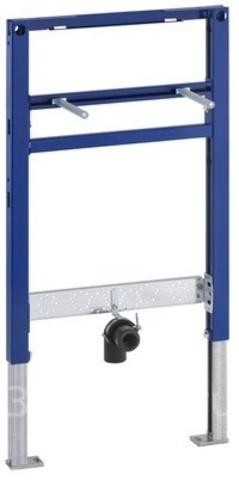 Система инсталляции для раковин Geberit Duofix 111.490.00.1 с вертикальным смесителем, высота 98/82 см