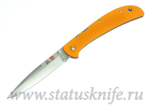 Нож Al Mar Eagle Heavy Duty ZDP-189 orange