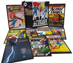 Набор открыток The Art of Vintage DC Comics: 100 Postcards