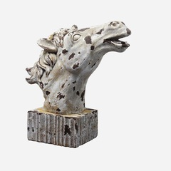 Статуэтка Decor Голова лошади H13S0634AW
