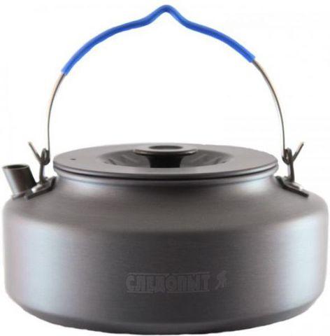 Чайник костровой «СЛЕДОПЫТ» большой 1,6 л (PF-CWS-P04M)