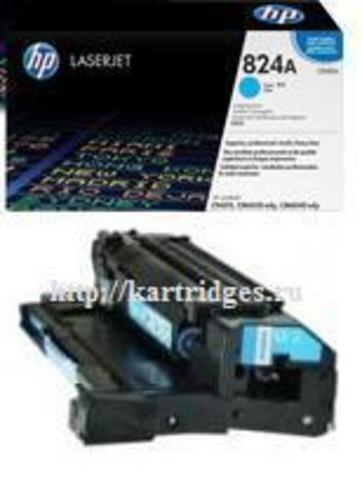 Картридж Hewlett-Packard (HP) CB385A №824A