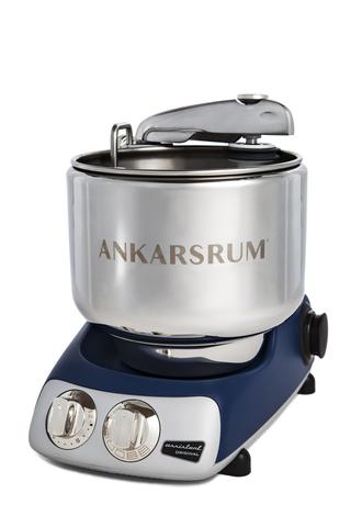 Тестомес комбайн Ankarsrum AKM6290RB Assistent Королевский синий (расширенный комплект)