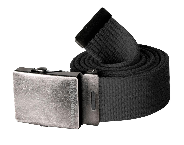 Ремень Helikon - Canvas Belt (черный)