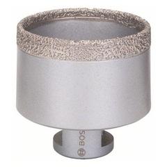 Алмазная коронка Bosch 68 мм сухое сверление для УШМ