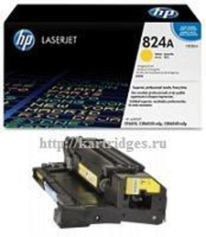 Картридж Hewlett-Packard (HP) CB386A №824A