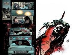 Бэтмен Книга 1 Суд Сов
