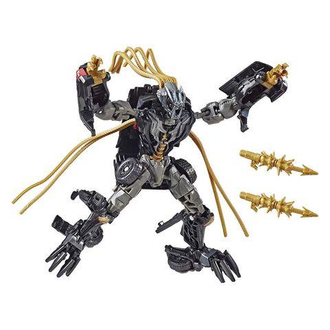 Робот Трансформер Крэнкейс (Crankcase) Делюкс - Темная Сторона Луны, Hasbro