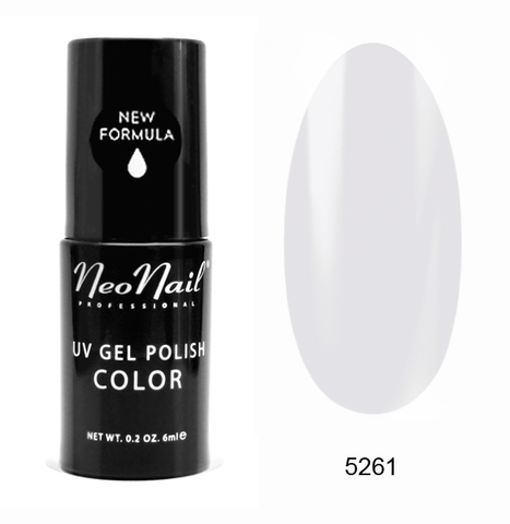 NeoNail Гель лак UV 6ml Sweet Coconut №5261-1